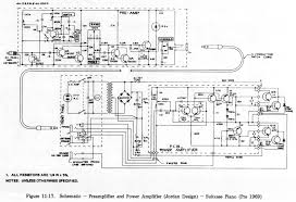 chapter 11 diagrams schematics and pictorials preamplifier and power amplifier design suitcase piano pre 1969