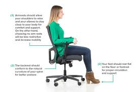 choosing an office chair. Ergonomics Is The Study Of Most Efficient Relationship Between Workers And Their Environment, Especially In Regards To Equipment They Use. Choosing An Office Chair /