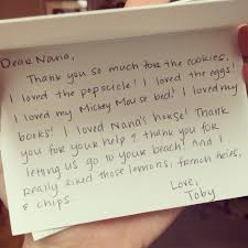Thank You Letter Tk With Thank You Note To Teacher Examples And