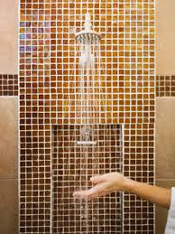 designing a custom shower