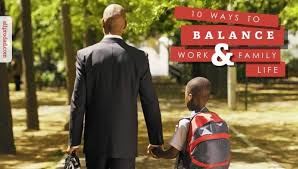 Balancing Work And Family 10 Ways To Balance Work And Family Life All Pro Dad