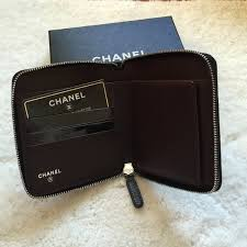 chanel zip wallet. chanel bags - small zip wallet \ chanel e