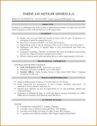 9 Current Resume Formats Examples Hvac Resumed