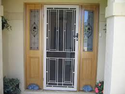 metal security screen door. Image Of: Double Security Screen Doors Home Depot Metal Door