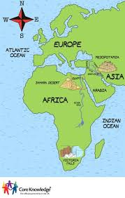 World Map Europe And Asia Seven Continents World Map North South Europe Asia Africa Trading