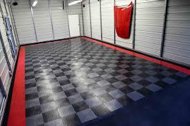 how rubber garage floor tiles garage floor