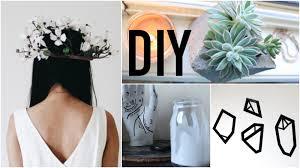 minimalist style diy room decor tumblr aesthetic inspired