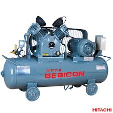 hitachi air compressor. hitachi bebicon air compressor 7.5 pk (japan) - auto teknika sejahteraauto sejahtera hitachi o