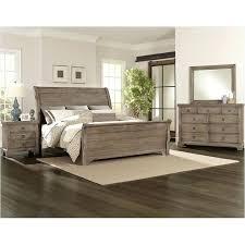 rustic grey bedroom set gray furniture whiskey barrel