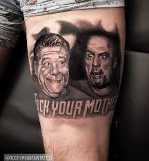 Joe Rogan Repost At Tattoosbylee The Classic Blue Facebook