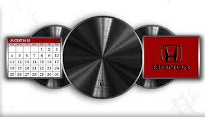 honda accord clock wallpaper.  Clock Honda Accord 2013 IMID Wallpaper  By VQPICS And Clock O