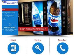 Local Vending Machine Repair New Fairfax Vending Vending Machine Repair Catlett VA