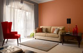 Wall Paints For Living Room Paint Colors For Living Room Walls Living Living Room With Orange