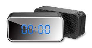 <b>H13 Wireless</b> Nanny Clock 4K <b>WIFI</b> M ini Camera Time Alarm P2P ...