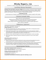Resume For Dental Assistant Job 100 dental assistant job description for resume gcsemaths revision 50