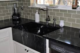 black tile kitchen countertops. View In Gallery Stylish-marble-kitchen-countertop-kitchen-designs-choose- Kitchen- Black Tile Kitchen Countertops B