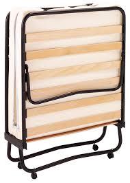 Brandina a portafoglio letto pieghevole con materassino e doghe