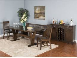 Interior Designer Erie Pa Sunny Designs Dining Room Lancaster Trestle Table 1027rc
