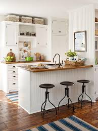 Furniture For Small Kitchen 38 Quaint Contemporary Cottage Kitchens Pictures