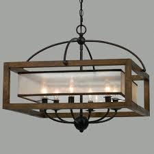 franklin iron works chandelier amber scroll 35 1 2 wide 32 9 light bennington collection 5