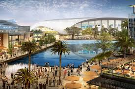 New La Rams Stadium In Inglewood Curbed La