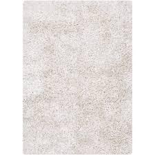 white rug. chandra rugs tiris white shag rug - tir19304