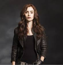 lily collins leather jackets