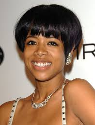kelis short bob haircut for black women