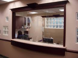 Doctor Office Design Magnificent R M Manufacturing Inc Doctor Office Sliding Windows Pano