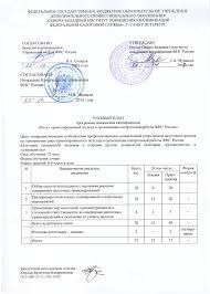 Учебные планы и краткое описание программ аннотации  Риск ориентированный подход в организации контрольной работы ФНС России 72 ч