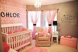 Baby girl room theme