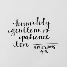 Patience Quotes From The Bible Magnificent Be Completely Humble And Gentle Be Patient Bearing With One