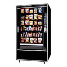 Snacks For Vending Machines Interesting Used National 48 Snack Vending Machine Factory Refurbished