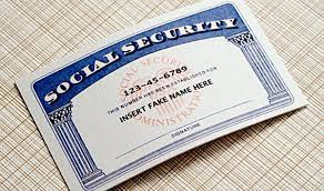 Secret code to Social Security numbers ...