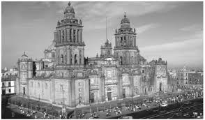 culture of history people clothing traditions women the national cathedral in city which sits upon the ancient city of tenochtitlan