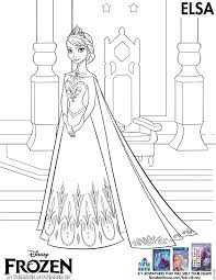 Small Picture Free Disney Frozen Coloring Sheets And Activities Pages Pdf glumme