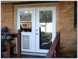 dog door for sliding glass patio with pet screen do