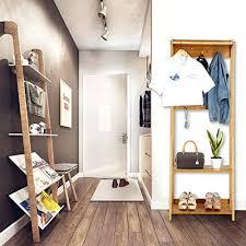 Hall Clothes Rack Constant Nest Wood Coat Rack Hall Racks Versatile ...