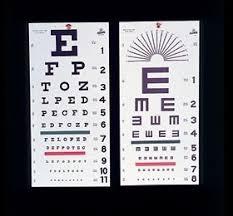 Snellen Eye Test Chart By Alimed Shop Online For Health In
