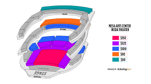 Mesa Ikeda Theater Seating Chart Shen Yun In Mesa March 12 15 2020 At Ikeda Theater At