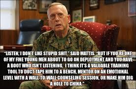 Mattis Quotes Simple PhilosFX Mattis Quotes