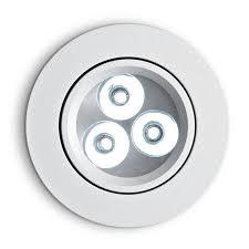 <b>Встраиваемый светодиодный светильник Ideal</b> Lux Delta 3W ...