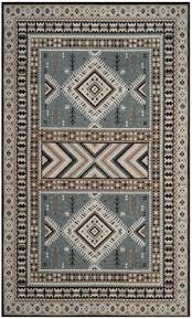 safavieh classic vintage clv511b slate beige area rug