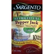 sargento cheese reduced fat pepper jack nutrition grade b