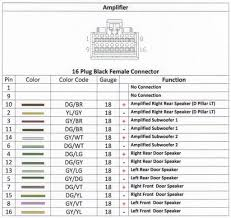 2013 dodge dart speaker wiring diagram wirdig dodge challenger radio wiring diagram 2013 dodge challenger wiring