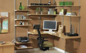 wall shelves for office. office wall shelving systems the notsosecret solution to getting organized kv shelves for