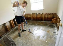finished basement water problems what