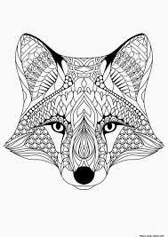 fox pictures to print. Contemporary Print Fox Pattern Cool Coloring Pages Online Free Girls Mandala TV Coloring  Print Free Magic Color Book Animal Pet Cat Popuu2026  To Print  On Pictures To