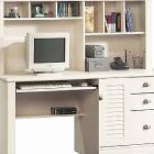 41 fresh image of sauder harbor view computer desk with hutch salt oak