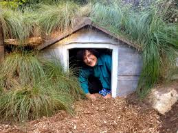 DIY How To Make A Hobbit House In Your Garden PITH VIGOR